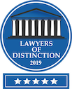 Lawyers of Distinction 2019